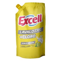 Lavalozas con cloro 1 litro