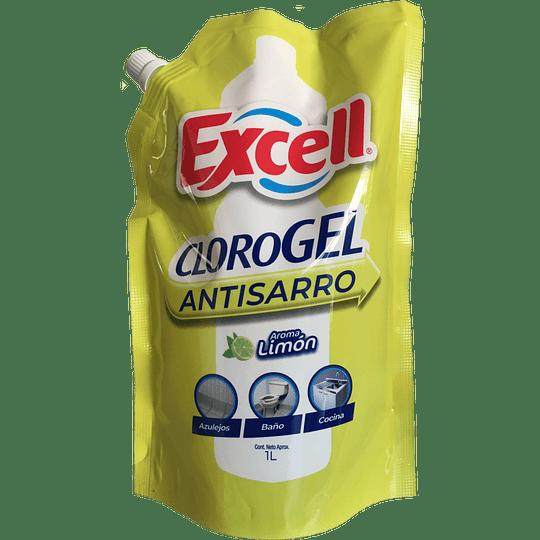 Cloro gel Limón