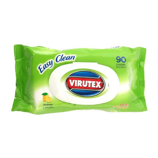 Paños húmedos desinfectantes 90 unidades