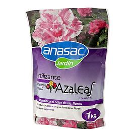 Fertilizante para Azaleas, Camelias y Rododendros