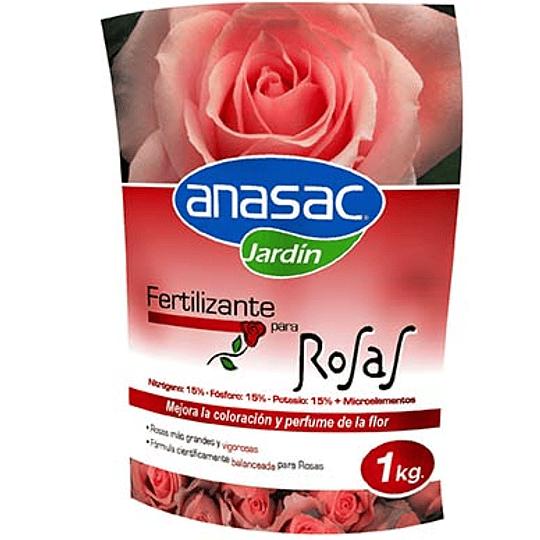 Fertilizante para Rosas