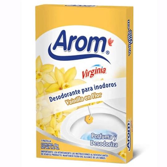 Desodorante para inodoros Vainilla