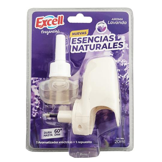 Desodorante ambiental eléctrico con repuesto Lavanda