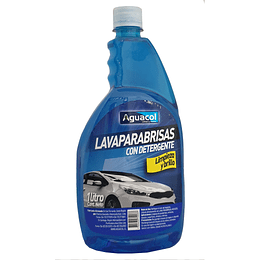 Lavaparabrisas 1 litro