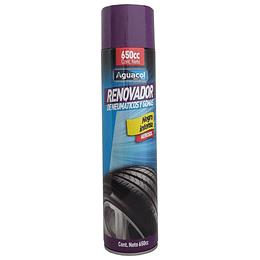 Renovador de neumáticos 650 ml