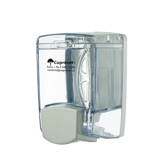 Dispensador de jabón 400 ml