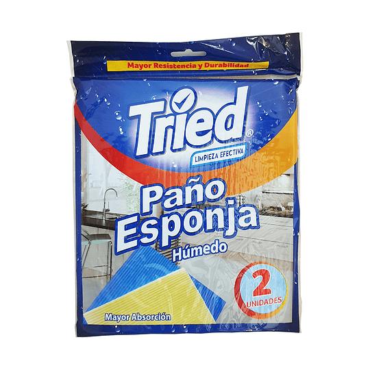Paños absorbentes (2 unidades)