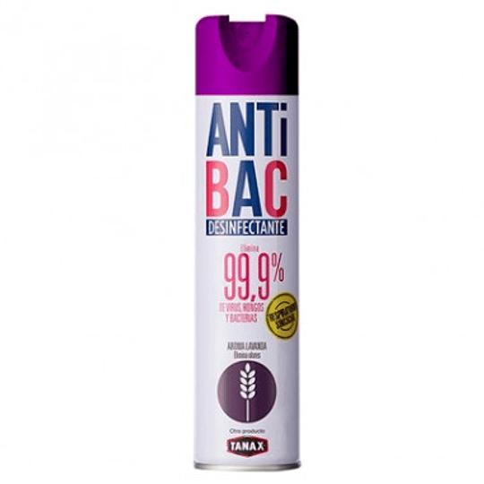 Desinfectante en aerosol 220 ml Lavanda