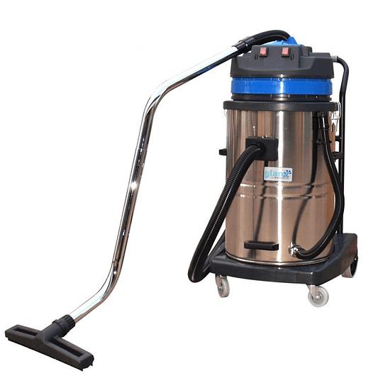 Aspiradora Industrial Polvo / Agua 70 litros dos motores