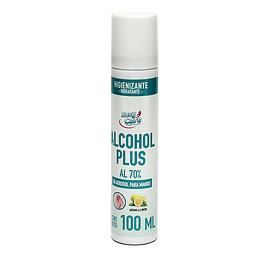 Alcohol aerosol para manos 100 ml