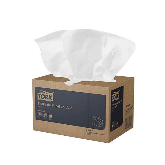 Toalla de papel en caja 160 hojas