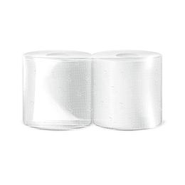 Toalla de papel 250 m hoja simple (2 unidades)