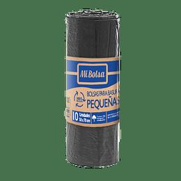 Bolsas de basura 50 x 70 cm (10 unidades)