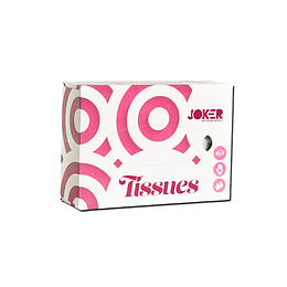Pañuelo tissue facial caja (70 unidades)