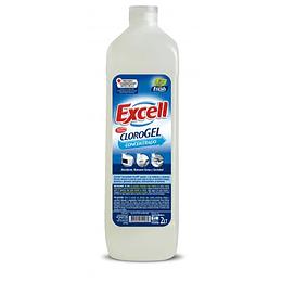 Cloro gel 2 litros