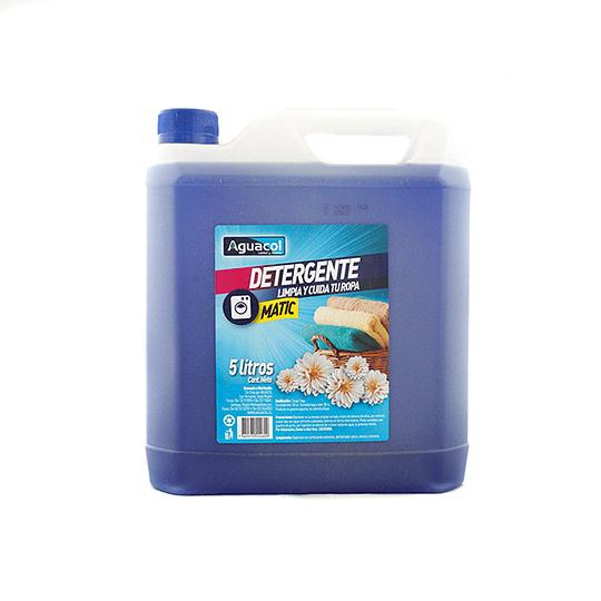 Detergente líquido de ropa 5 lt