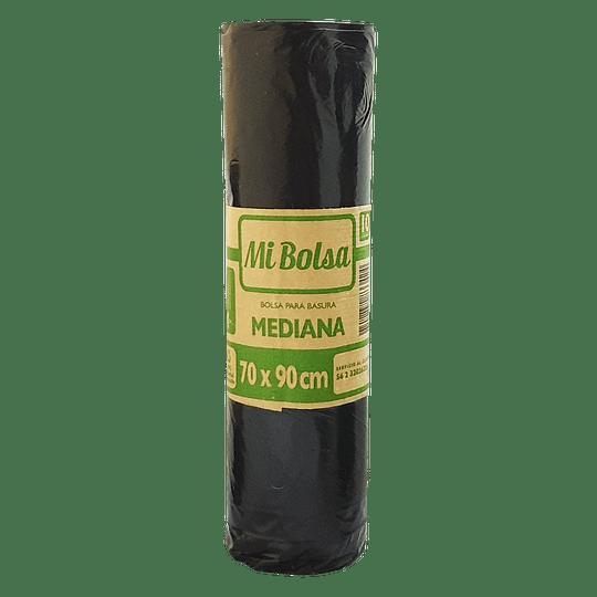 Bolsas de basura 70 x 90 cm (10 unidades)