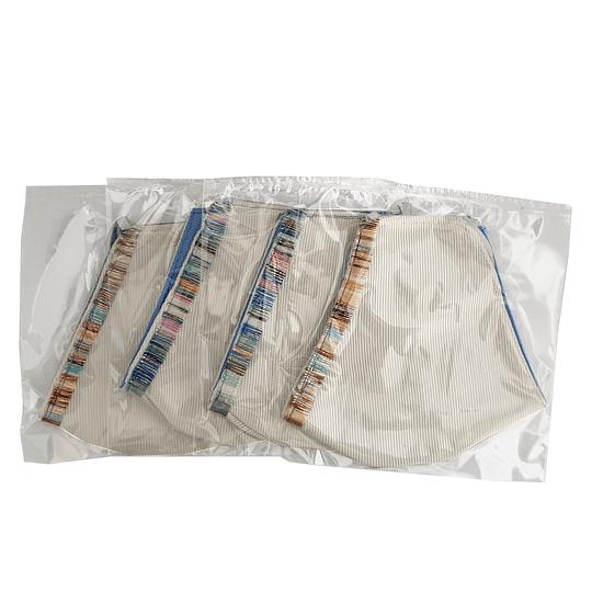 Mascarillas lavables de tela