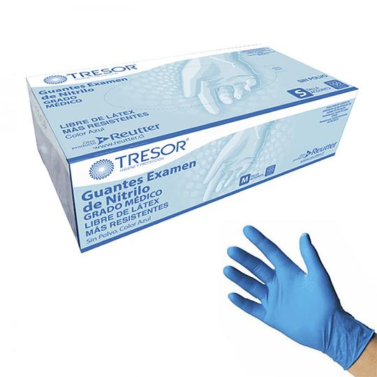Guantes quirúrgicos de nitrilo TALLA S