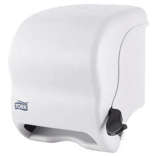 Dispensador de palanca para toallas de papel