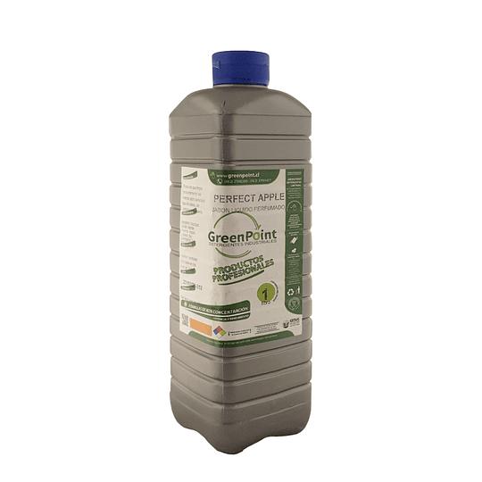 Jabón líquido Glicerina Manzana 1 litro
