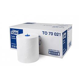 Toalla de papel 150 m doble hoja (6 rollos)