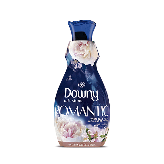 Downy Infusions Romantic 960 cc
