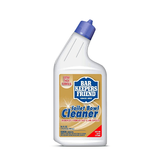 Bar Keepers Friend Toilet Cleaner 709 cc