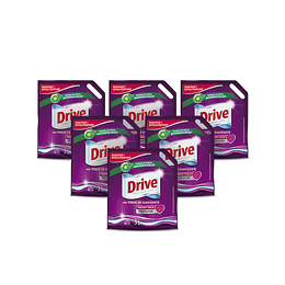 Drive Detergente Liquido Perfect Touch Doypack 6 x 3 L