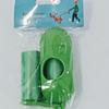 Cápsula porta rollo de bolsa para excremento de mascotas