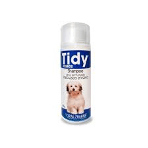 Shampoo seco Tidy para perros