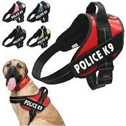 Arnés Police talla M y L