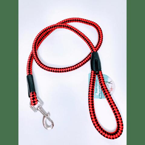 Cuerda Correa tubular bicolor, grosor medio