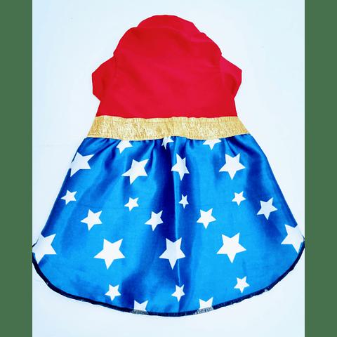 Vestido Wonder Woman XS