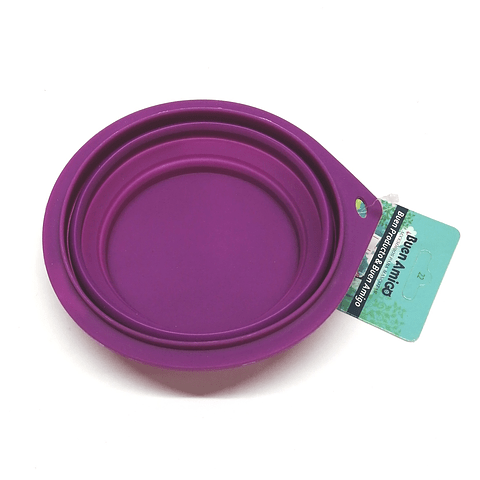 Plato Retráctil 18 cms diámetro.