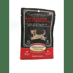 Snacks galletas dog treat tocino 227 gr.