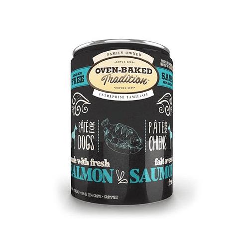 OVEN BAKED PATÉ PARA PERRO SABOR salmón 354g