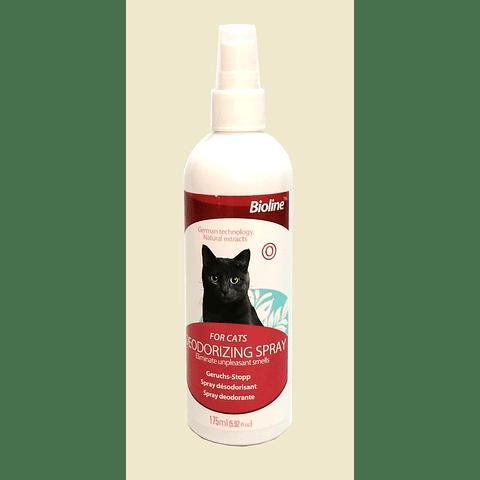 Desodorizante spray para gato. 175 ml