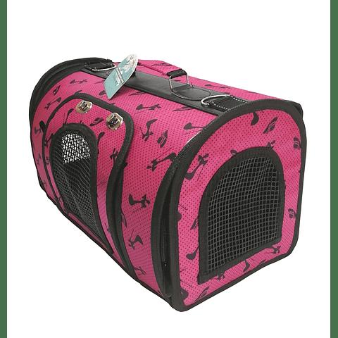 Maleta transportadora para mascotas 38 cms de largo