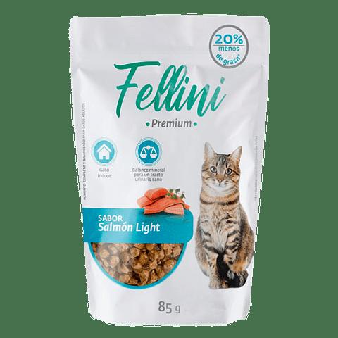 Fellini Alimento húmedo sabor Salmón light, Pollo o Mix atún y salmón