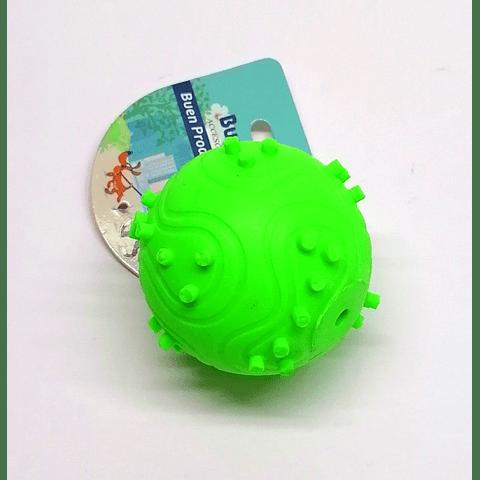 Pelota de goma con sonido mutación coronavirus