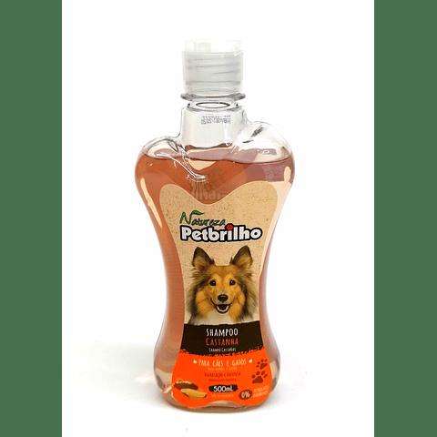 Shampoo  natureza petbrilho para perro/gato