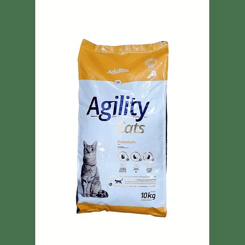 Alimento Gato Agility Adulto 10 Kg