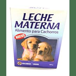 Leche materna para cachorro perro. Clinic dog 100g