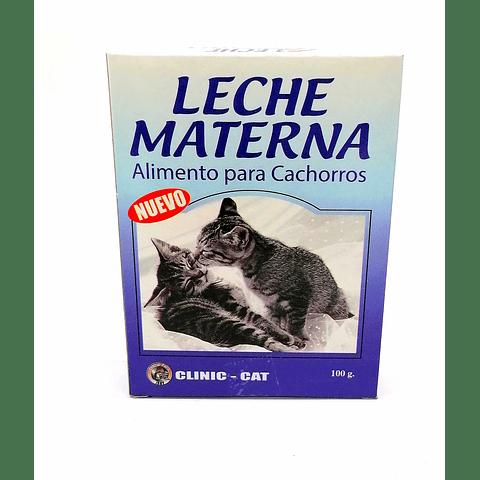Leche materna para cachorro gatitos. Clinic cat 100g.