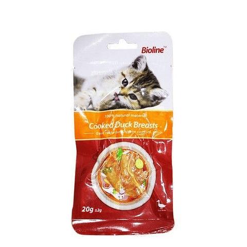 Snack de Pechuga de pavo para gatitos.