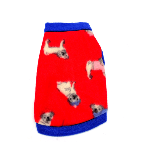 Ropa. Polar de 38 cms de largo para perro/gato. cod 24