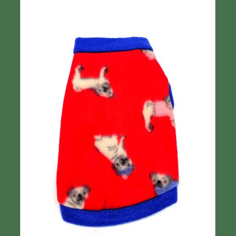 Ropa. Polar de 28 cms de largo para perro/gato. cod 22