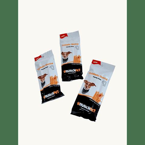 Munchpet Snack  (58 gr) cuidado dental para perro