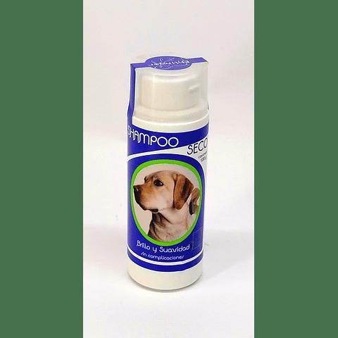 Shampoo seco Ehlinger para perros.